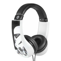 Star Wars Kid Safe Deluxe Headphones - Storm Trooper