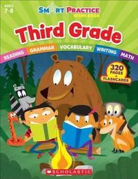 Smart Practice Workbook: Third Grade by Scholastic Teaching Resources