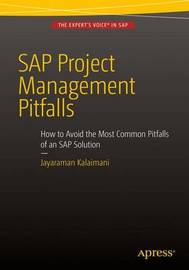 SAP Project Management Pitfalls by Jayaraman Kalaimani