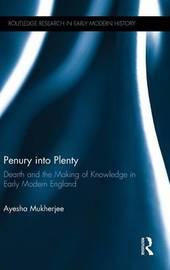 Penury into Plenty by Ayesha Mukherjee