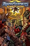 The Transformers: v. 1 by Simon Furman
