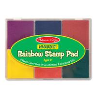 Melissa & Doug: Rainbow Stamp Pad