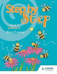 Step by Step Book 1 by Nick Coates image