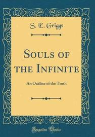 Souls of the Infinite by S. E. Griggs image
