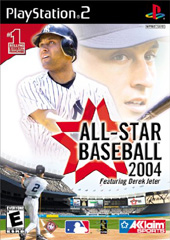 All Star Baseball 2004 for PlayStation 2