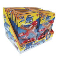 Britz 'n Pieces: Sky Flyer - Foam Plane (Assorted Designs)