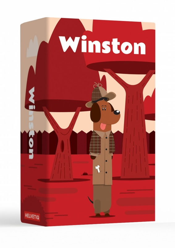 Winston - Pocket Collection Game