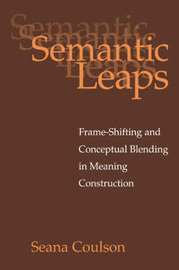 Semantic Leaps by Seana Coulson image