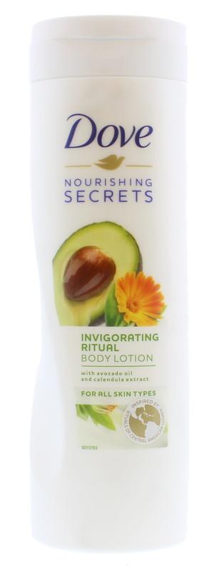 Dove: Body Lotion Invigorating Ritual Avocado Oil (400 ml)