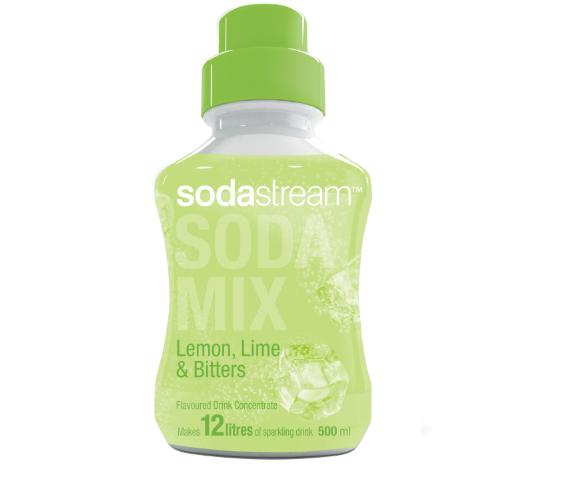 Soda Stream: Lemon, Lime and Bitters