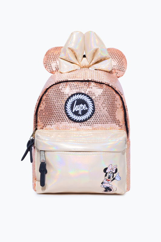 Hype X Disney: Mini Backpack - Minnie Glam