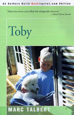 Toby by Marc Talbert image