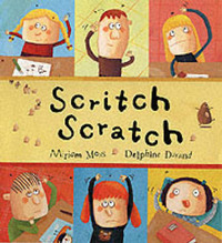 Scritch Scratch by Miriam Moss