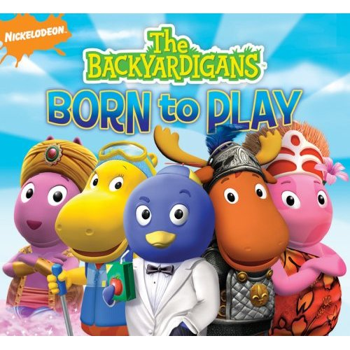 Born to Play by The Backyardigans image