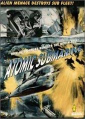 The Atomic Submarine on DVD