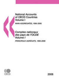 National Accounts of OECD Countries by OECD Publishing