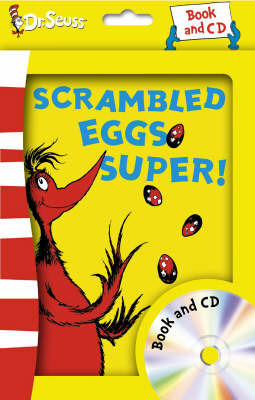 Scrambled Eggs Super! by Dr Seuss