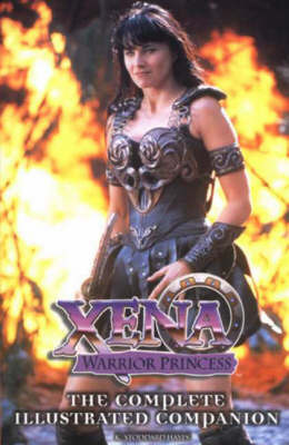 Xena Warrior Princess by Karen Hayes