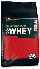 Optimum Nutrition Gold Standard 100% Whey - Double Rich Chocolate (4.5kg)