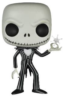 Nightmare Before Christmas: Jack with Snowflake - Pop! Vinyl Figure