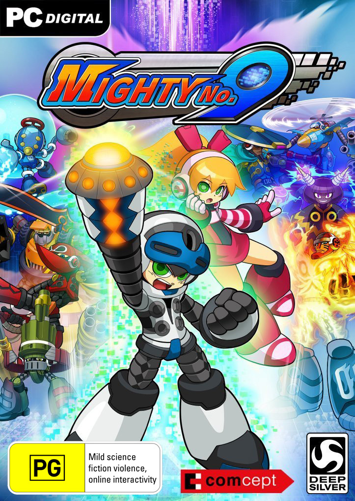 Mighty No. 9 for PC image