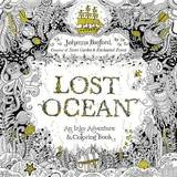 Lost Ocean: An Inky Adventure and Coloring Book by Johanna Basford