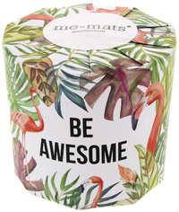 Me&Mats: 'Be Awesome' Candle