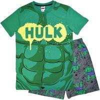 Marvel Hulk Summer PJs (X-Large)