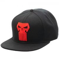 Marvel Punisher Thunderbolts Snapback Cap