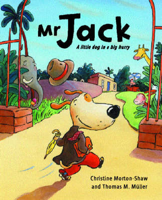 Mr Jack by Christine Morton-Shaw image