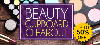 Beauty Cupboard Clearout!