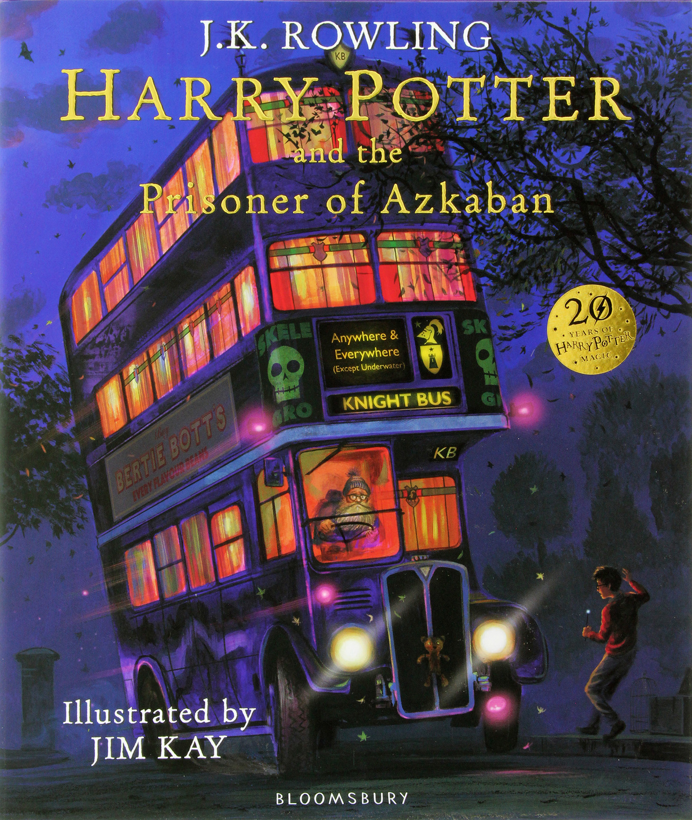 Harry Potter and the Prisoner of Azkaban by J.K. Rowling image