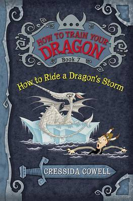 How to Ride a Dragon's Storm (How to Train Your Dragon #7) by Cressida Cowell image