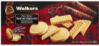 Walkers Traditional Shortbread (500g)