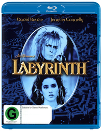 Labyrinth (30th Anniversary Edition) on Blu-ray