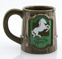 Lord Of The Rings - Prancing Pony Mug