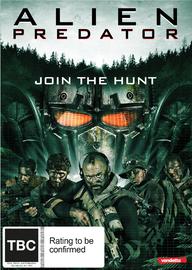Alien Predator on DVD