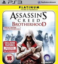 Assassin's Creed Brotherhood (Platinum) for PS3