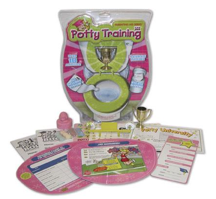 Potty Training for Girls image