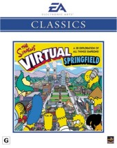 Simpsons: Virtual Springfield (Classic) for PC Games