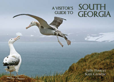 A Visitor's Guide to South Georgia by Sally Poncet image