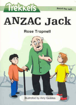 Anzac Jack by Rose Trapnell image