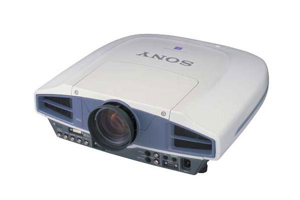 Sony Projector LCD Data Networkable 5200 Lumens XGA VPLFX51 image