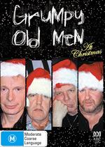 Grumpy Old Men At Christmas on DVD