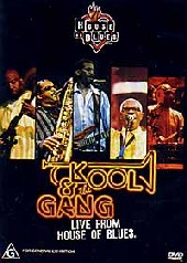 Kool & The Gang - Live From The House Of Blues on DVD