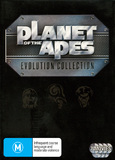 Planet of the Apes Evolution Collection DVD