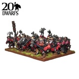 Kings of War Dwarf Shieldbreaker Regiment