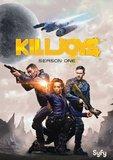 Killjoys - Season One DVD