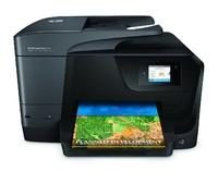 HP: OfficeJet Pro 8710 - Wireless All-in-One Printer