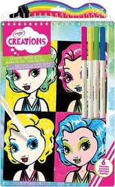 Crayola: Creations - Art History Velvet Poster Set